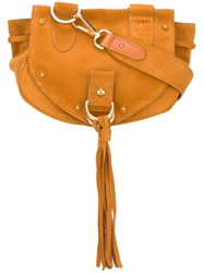 See By Chloe Small 'Collins' Crossbody Bag Yellow And Orange