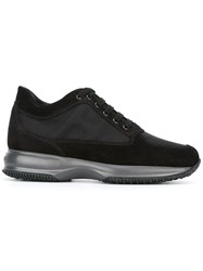 Hogan Lace Up Sneakers Black