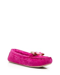Ted Baker Suede Slippers Sarsone