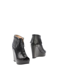 Mysuelly Ankle Boots Black