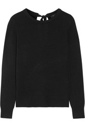 Theory Salomina Cashmere Sweater Black