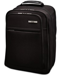 Hartmann Metropolitan Slim Backpack Black