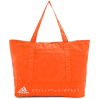 Adidas By Stella Mccartney Orange Packable Travel Tote