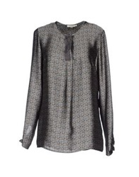 Gigue Blouses Grey
