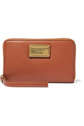 Marc By Marc Jacobs Wingman Leather Wallet Tan
