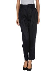 Marios Casual Pants Black