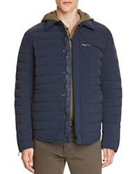 Vince Quilted Down Ski Jacket Coastal