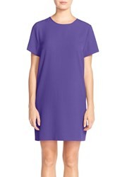 Women's Felicity And Coco Crepe Shift Dress Blue Iris