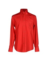 Armata Di Mare Shirts Shirts Men Red