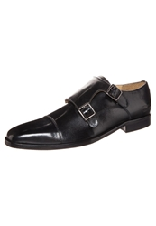 Melvin And Hamilton Austin Smart Slipons Robel Black