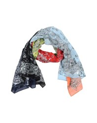 Reign Accessories Oblong Scarves Men Red