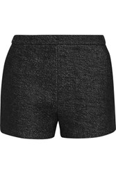 Alexander Wang T By Scuba French Terry Shorts Black