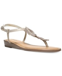 Carlos By Carlos Santana Tenor Thong Sandals Women's Shoes Kork