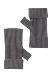 Helmut Lang Core Cashmere Glove Gray