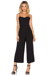 Sam Edelman Sweetheart Jumpsuit Black