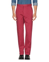 Jey Coleman Cole Man Casual Pants Maroon