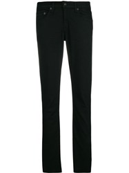 Rag And Bone Slim Fit Trousers Black