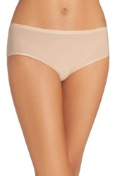 Chantelle Women's Intimates Seamless Hipster Briefs Ultra Nude