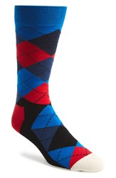 Happy Socks Men's 'Argyle'