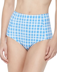 Marc By Marc Jacobs Charlotte Printed High Waist Bottom