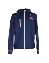 Blend Of America Blend Coats And Jackets Jackets Men Blue