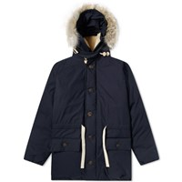 Nigel Cabourn Authentic Everest Parka Green