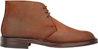 Crockett Jones Crockett And Jones Chepstow Chukka Boots Brown