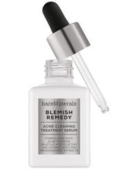 Bareminerals Correctives Blemish Remedy Acne Clearing Treatment Serum 1 Oz No Color