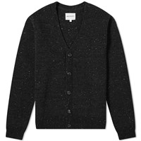 Norse Projects Adam Neps Cardigan Grey