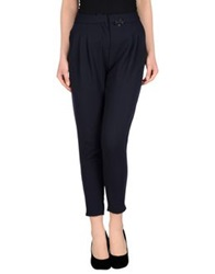 Angela Mele Milano Casual Pants Black