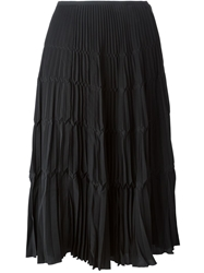 Christian Dior Vintage Pleated Skirt