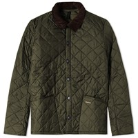 Barbour Heritage Liddesdale Jacket Green