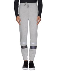 T By Alexander Wang Trousers Casual Trousers Men Grey