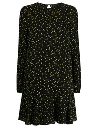 Theory Star Print Flared Dress 60
