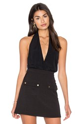 Lovers Friends X Revolve Sienna Bodysuit Black