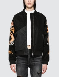 Mhi Maharishi Golden Panelwork Tour Jacket