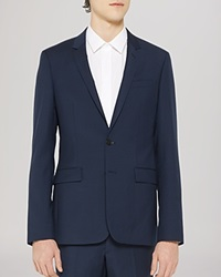 Sandro Notch Suiting Jacket Slim Fit