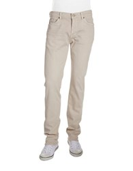 7 For All Mankind Slim Jeans Light Khaki