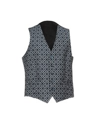 L.B.M. 1911 Vests Dark Blue