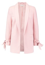 Miss Selfridge Short Coat Pink