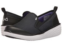 Ryka Neve Black Ultra Violet White Women's Shoes