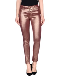 Truenyc. Denim Pants Copper