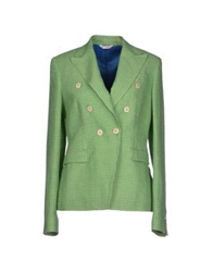 Manuel Ritz Blazers Light Green