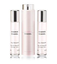 Chanel Bleu De Chanel Eau De Toilette Refillable Travel Spray 3 X 20Ml Male