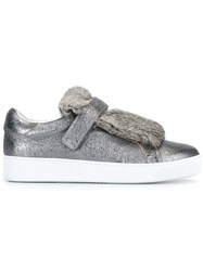 Moncler 'Lucie' Sneakers Grey