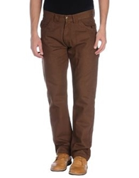 Dickies Casual Pants Dark Brown