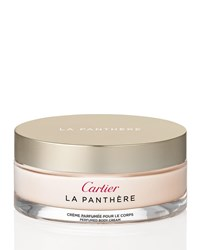 Cartier La Panthere Body Cream 6.7 Oz.