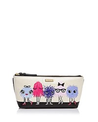 Kate Spade New York Monster Party Little Shiloh Pouch Multi