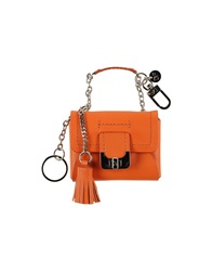 Diane Von Furstenberg Coin Purses Orange