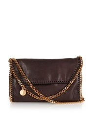 Stella Mccartney Falabella Small Faux Suede Cross Body Bag